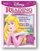 Disney Princess Reading Comprehension by Disney, 2005