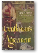 Gentleman's Agreement by Laura Z. Hobson, 1947