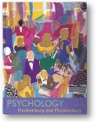 Psychology, Third Ed by Don H. and Sandra E. Hockenbury, 2002