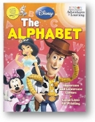 Disney and Pixar, The Alphabet, (Adventures in Learning), 2013.