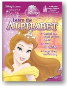Disney Princess Learn the Alphabet (Disney Learning), 2011.