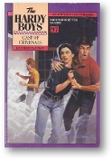 The Hardy Boys, Cast of Criminals, #97 by Franklin W. Dixon, 1989.