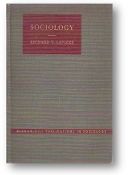 Sociology by Richard T. Lapiere, 1946.