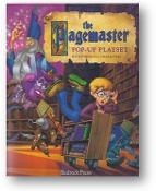 The Pagemaster, Pop-Up Playset by Karen Krider, 1994