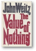 The Value of Nothing by John Weitz, 1970