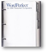 WordPerfect for IBM Personal Computers, Version. 5.0, Microsoft, 198
