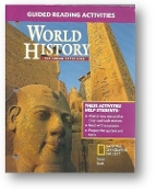 World History, The Human Experience, Guided Reading Activities, 2002