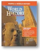 World History, The Human Experience, People in World History, 2006