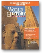 World History, The Human Experience, Skill Reinforcement Activities, 2001
