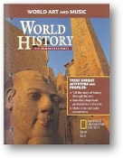 World History, The Human Experience, World Art and Music, 2004
