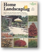 Home Landscaping by Countryside Books, 1974