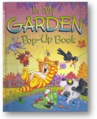 In My Garden Pop-Up Book by Gill Guile and Gill Davies, 2000