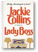 Lady Boss by Jackie Collins, 1990