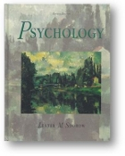 Psychology, 2nd Edition by Lester M. Sdorow, 1992