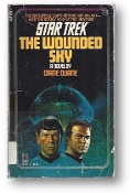Star Trek, the Wounded Sky, #13 by Diane Duane, 1983