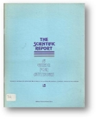 The Scientific Report, a Guide for Authors by Wallace Clements & Robert Berlo, 1977