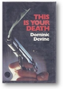 This Is Your Death by Dominic Devine, 1982