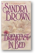 Breakfast in Bed by Sandra Brown, 1996