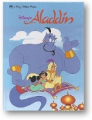 Disney's Alladin, a Big Golden Book by Disney, 1992