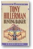 Hunting Badger, Unabridged Book on Cassette by Hillerman, 1994