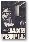 Jazz People by Valerie Wilmer, with photographs by the author, 1970