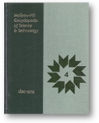 McGraw-Hill Encyclopedia of Science and Technology, Vol 4, 1977