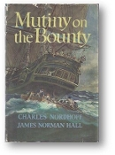 Mutiny on the Bounty by Charles Nordhoff & James Norman Hall, 1960