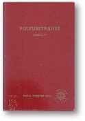 Polyurethanes, Reinhold Plastics Applications Series by Bernard A. Dombrow, 1957
