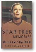 Star Trek Memories by William Shatner, 1994