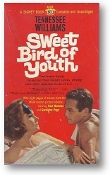 Sweet Bird of Youth by Tennessee Williams, 1962