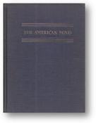 The American Mind by Henry Steele Commager, 1952