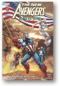 Marvel, the New Avengers, Letters Home by AAFES, January 2007