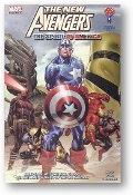 Marvel, the New Avengers, the Spirit of America by AAFES, October 2007