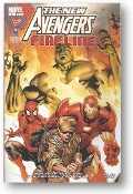 Marvel, the New Avengers, Fireline by AAFES, August 2008