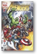 Marvel, the Avengers, #13 by AAFES, May 2012