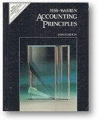Accounting Principles, 16th Ed., by Philip E. Fess, Ph.D. & Carl S. Warren, 1990