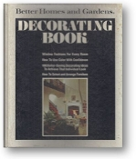 Better Homes and Gardens Decorating Book, 3rd E., 1975