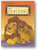 Disney's The Lion King, a Big Golden Book, 1994