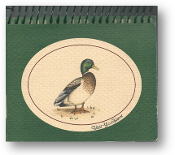 Bless Your Heart, Ducks Perpetual Calendar, 1987