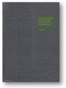 Encyclopedia of Polymer Science and Technology, Vol. 8, 1967