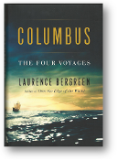 Columbus, the four voyages by Laurence Bergreen, 2011