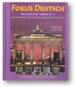 Fokus Deutsch, Beginning German 1 by Delia et al., 2000