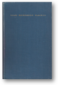 Glass Reinforced Plastics, 2nd Edition, by Phillip Morgan, 1957
