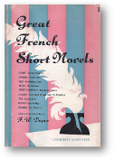 Great French Short Novels by F.W. Dupee, 1952