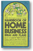 Handbook of Home Business Ideas and Plans by Mother Earth News, 1976