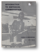 Introduction to Rhetorical Communications by John J. Makay, 1976