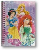 Disney Princess Journal by Innovative Designs