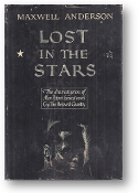 Lost in the Stars by Maxwell Anderson, 1949