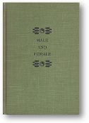 Male and Female by Margaret Mead, 1949
