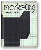 Marketing by James L. Heskett, 1976